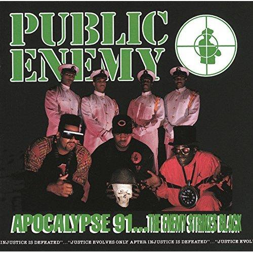 Public Enemy - Apocalypse 91? The Enemy Strikes Black