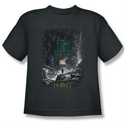 Youth(8-12yrs) HOBBIT Short Sleeve SECOND THOUGHTS Medium T-Shirt Tee