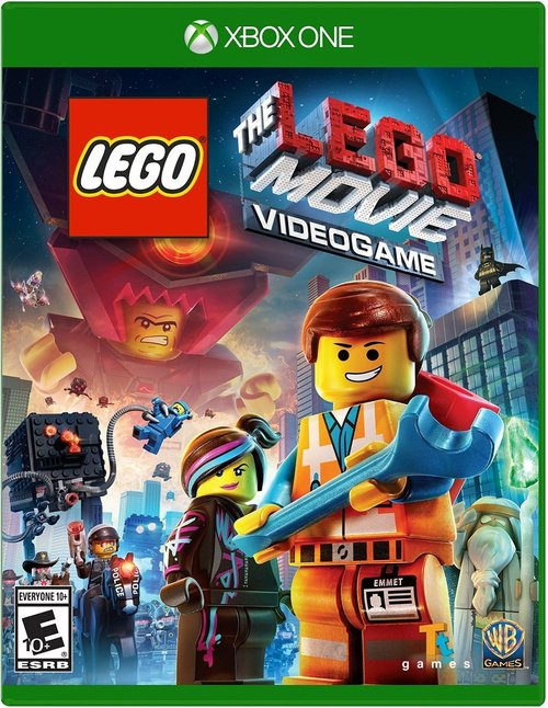 Warner Home Video 883929375318 37531 The Lego Movie Videogame For Xbox One