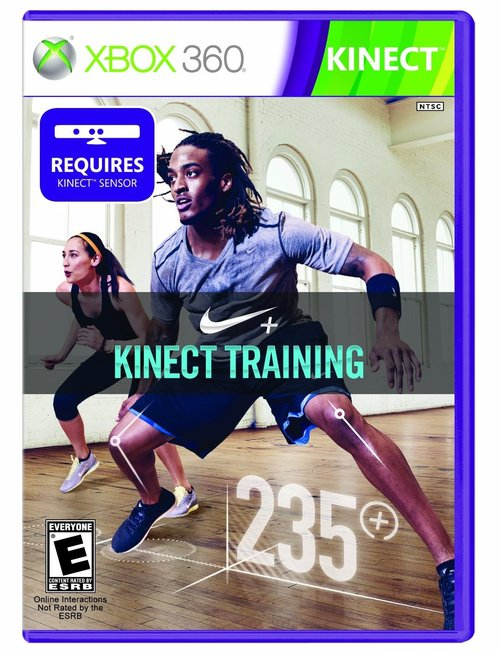 Microsoft 4xs-00001 Nike Plus Kinect Training For Xbox 360
