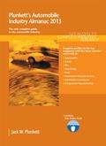 Plunkett's Automobile Industry Almanac 2013