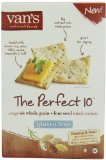 Van's Simply Delicious , The Perfect 10 Crackers, 4 oz