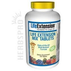 Life Extension Mix without Copper Life Extension 100 Tabs