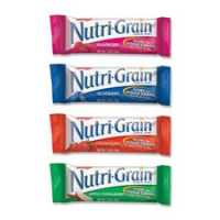 Nutri-grain Cereal Bars, Raspberry, Indv Wrapped 1.5oz Bar, 16 Bars/box