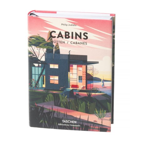 Cabins, Hardcover Book