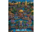 Polynesian Cultural Center 500 Piece Puzzle