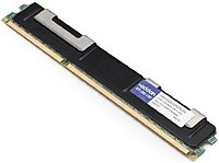 Addon Jedec Standard Factory Original 2gb Ddr3-1333mhz Registered Ecc Dual Rank X4 1.35v 240-pin Cl9 Rdimm Am1333d3drlpr/2g