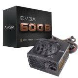 EVGA 600 B1, 80  BRONZE 600W, 3 Year Warranty, Includes FREE Power On Self Tester, Power Supply 100-B1-0600-KR