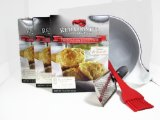 Red Lobster, Cheddar Bay Biscuit Mix, 3- 11.36 Oz. boxes Bundled with 3 Bonuses to make these biscuits super easy to make!
