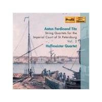 Titz: String Quartets Vol. 2 (Music CD)