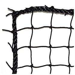 Dynamax Sports #36 Baseball Backstop/Barrier Net, 10' x 15', Black