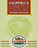 Vegetable Starter Culture Six pouches 12g by Caldwell