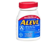 Aleve Tablets Easy Open Arthritis Cap - 200 Ct