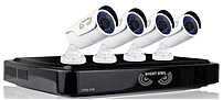 The Night Owl C 841 A10 8 Channel Smart HD Video Security System has Modern High Definition technology amazing for movies and sports, and now, it's even better for video security