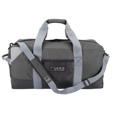 Heavy-duty 56l Duffel With Neoprene Gear Bag - 12x24x12?