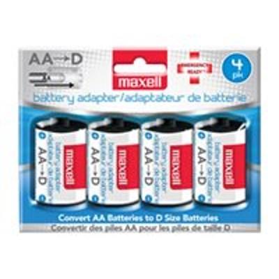 Maxell 723040 Mbs-d - Battery Converter