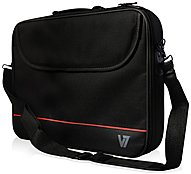 The Essential Laptop Bag from V7 is the perfect choice for an economical, stylish laptop carrier