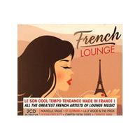 Various Artists - French Lounge (Music CD)