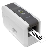 Brother P-touch PT-2430PC Thermal Transfer Printer - Monochrome - Label Print