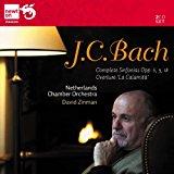 J.C. Bach: Complete Symphonies Opp. 6, 9, 18; Overture La calamita