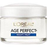 L'Oréal Paris Age Perfect Night Cream, 2.5 oz.