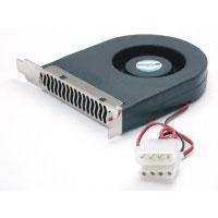 Startech Fan-case Expansion Slot Rear Exhaust Cooling Fan With Lp4 Connector - System Fan Kit