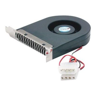 Startech.com Fancase Expansion Slot Rear Exhaust Cooling Fan With Lp4 Connector - System Fan Kit