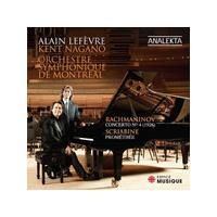 Rachmaninov: Piano Concerto No. 4; Scriabin: Prométhée (Music CD)