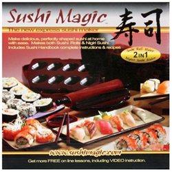 Sushi Magic 2-in-1 Roll & Nigiri Maker Set