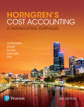 Horngren's Cost Accounting: A Managerial Emphasis Ebook