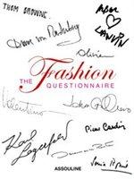 Fashion Questionnaire White
