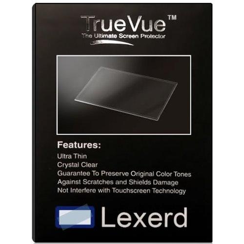 Lexerd - 2007 Volkswagen Eos TrueVue Crystal Clear Navigation Screen Protector