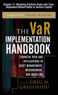 The following is a chapter from The VaR Implementation Handbook, which examines the latest strategies for measuring, managing, and modeling risk across a variety of applications