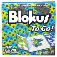 Blokus To Go By Mattel