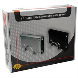3.5 Case USB 2. SATA Hard Disk drive Enclosure External