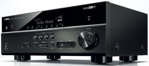 Yamaha Tsr-5810 7.2-channel 4k Ultra Hd Network Av Receiver - Black
