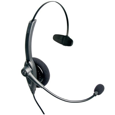 Vxi Corporation 201559 Passport 10v Noise-canceling Headset