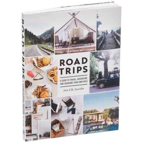 Road Trips Book - Softcover
