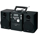 Spectra Merchandising - Portable CD Music System with Cassete/FM