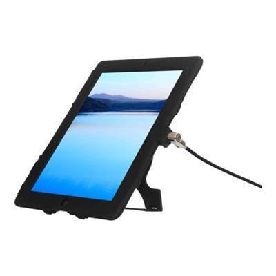 Compulocks Brands Ipad2/3/4bb Protective Case For Tablet - Plastic  Steel - Black - For Apple Ipad (3rd Generation)  Ipad 2  Ipad With Retina Display (4th Gener