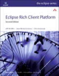 """The Definitive Guide to Eclipse Rich Client Development  In Eclipse Rich Client Platform, Second Edition, three Eclipse Rich Client Platform (RCP) project leaders show how to use Eclipse 3.5 (""""Galileo"""") to rapidly deliver cross-platform applications with rich, native-feel GUIs"""