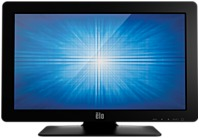 Elo 2401LM 24 inch touchscreen monitor delivers an interactive solution for healthcare professionals and patients