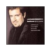 Ludwig Van Beethoven - Piano Sonatas (Pizarro) [SACD/CD Hybrid]