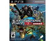 Earth Defense Force 2025 Ps3