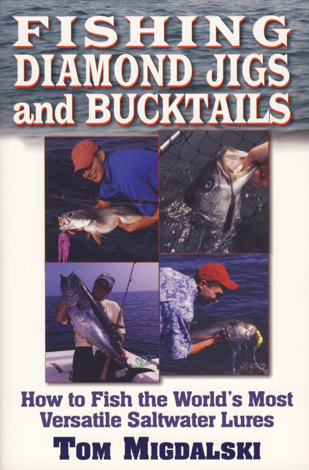 Fishing Diamond Jigs And Bucktails (ebook)