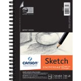 Canson Universal Sketch Paper Pad 5.5 x 8.5