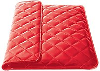 Keep your tablet safe and cozy with the iEssentials 10 inch Tablet Quilted Case