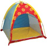 Lil Nursery - Portable Play Tent and Sun Shelter for Infants and Toddlers