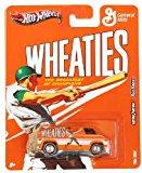 '70s VAN * WHEATIES * Hot Wheels General Mills Cereal 2011 Nostalgia Series 1:64 Scale Die-Cast Vehicle