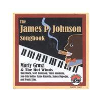 Grosz - The James P. Johnson Songbook (Music CD)